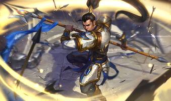 Xin Zhao Update Splash Konzept 03