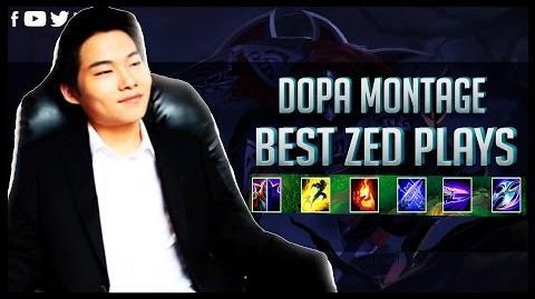 Dopa (Apdo) Montage - Best Zed Plays
