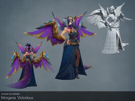 Morgana Update Siegreiche Model 01