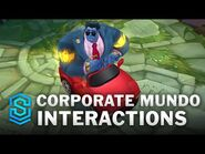 Corporate Mundo Special Interactions
