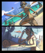 Fiora PoolParty Splash Concept 01