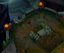 Infernal Rift blast cone location 10