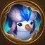 Golden Snowstorm Sivir profileicon