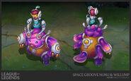 Nunu SpaceGroove Concept 02