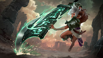 Riven Update Splash Konzept