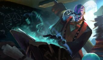 Ryze Update Professor Splash Konzept 01