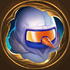 Golden Snow Day Malzahar profileicon