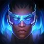 Pulsefire Lucian profileicon