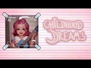 Seraphine - Childhood Dreams (LYRIC VIDEO)