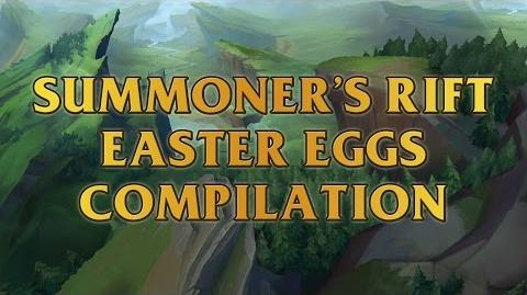 Summoner's Rift Easter Eggs Compilation