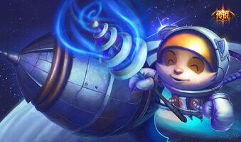 Teemo Astronauten-Splash Ch