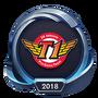 Worlds 2018 SK Telecom T1 Emote