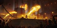 Noxus Arena Gauntlet