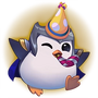 Pingu-Jubiläum Sticker