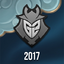 Worlds 2017 G2 Esports profileicon