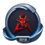 Worlds 2018 Hong Kong Attitude Emote