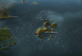 Die Inseln der Blauen Flamme