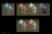 Soraka WinterWonder Chroma Concept 01