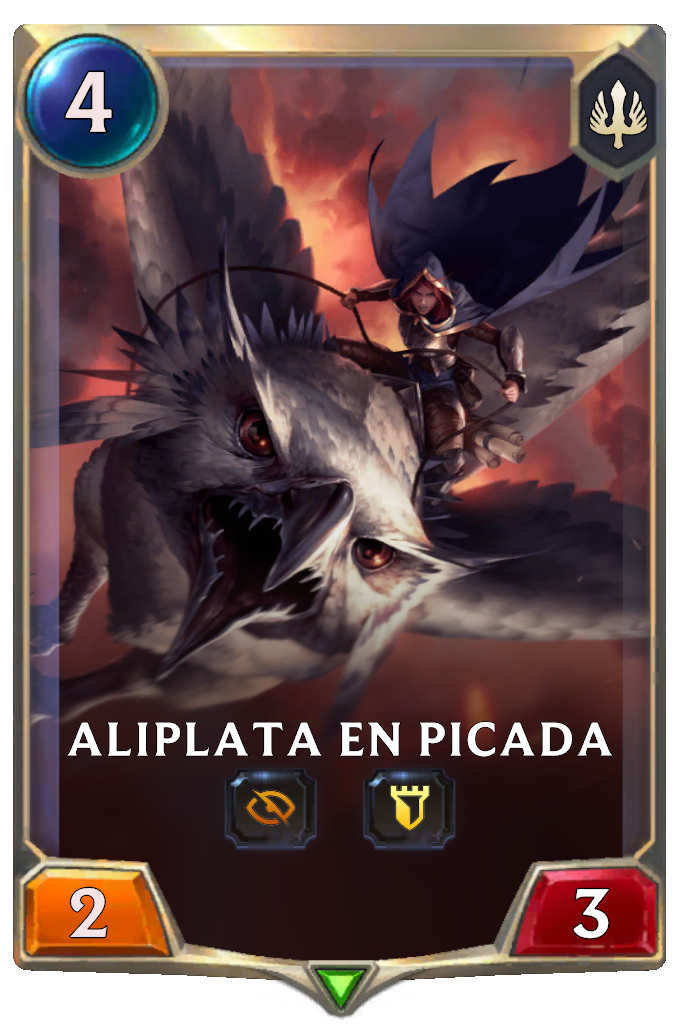 Aliplata en Picada (Legends of Runeterra)