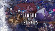 League of Legends Origins Cover 1
