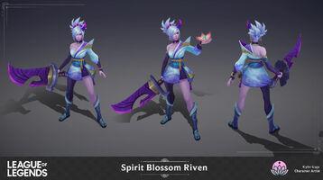Riven Seelenblumen Model 03