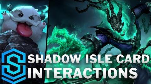 Shadow Isle Card Special Interactions - Thresh, Elise, Hecarim, Kalista etc