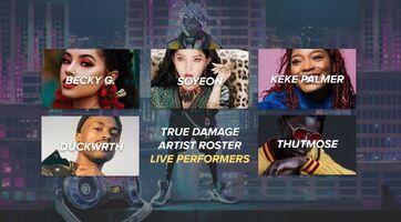 True Damage 2019 Promo 02