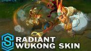 Strahlender Wukong - Skin-Spotlight