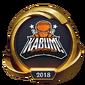 Worlds 2018 KaBuM! e-Sports (Gold) Emote