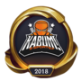 Worlds 2018 KaBuM! e-Sports (Gold) Emote
