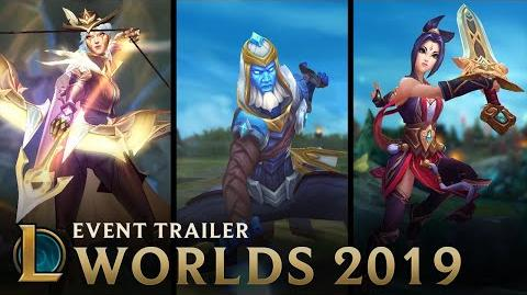 Worlds 2019 The Future is Ours Event Trailer - League of Legends
