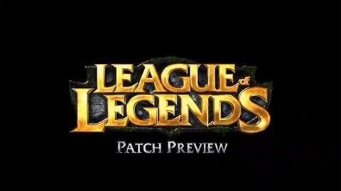 League of Legends - League System Patch Preview