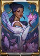 LoR Spirit of the Bloom Card Back