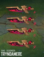Tryndamere BloodMoon Concept 04