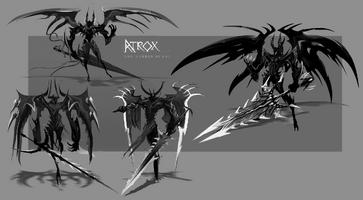 Aatrox Konzept 01