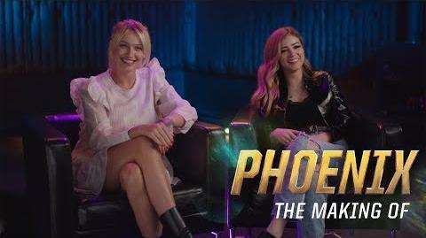 Making Of Phoenix Worlds 2019 - League of Legends
