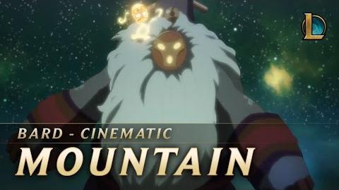 Bard Mountain New Champion Teaser - League of Legends