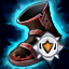 Ionian Boots of Lucidity Homeguard item