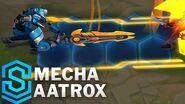 Mecha-Aatrox - Skin-Spotlight