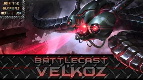 BATTLECAST VEL'KOZ Soundtrack