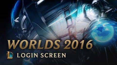 Mistrzostwa Świata 2016 - ekran logowania