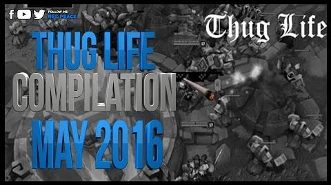 Thug Life Compilation 2 - May 2016 - League of Legends