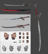 Yone Kin of the Stained Blade Concept 01