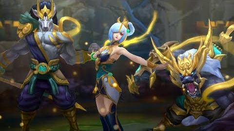 Únanse contra la oscuridad Tráiler del evento Deleite Lunar 2018 - League of Legends