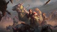 Noxus Sisterhood of War 01