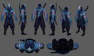 Shen Update Frozen Model 01