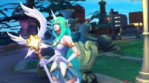Soraka - Star Guardian 2017
