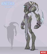 Targon LoR Concept 36
