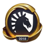 Worlds 2018 Team Liquid (Gold) Emote
