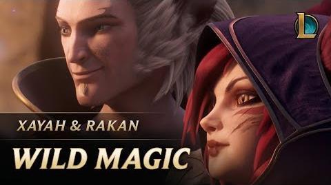 Xayah_and_Rakan_Wild_Magic_New_Champion_Teaser_-_League_of_Legends